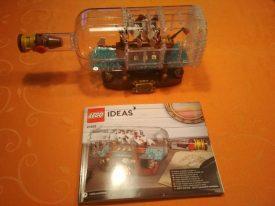 LEGO-Ideas-Schiff-in-der-Flasche-21313-fertiges-modell