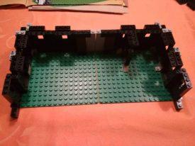 LEGO-Ritter-Schwarze-Drachenburg-6085-Ritterburg-Aufbau-1