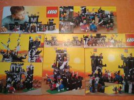 LEGO-Ritter-Schwarze-Drachenburg-6085-Ritterburg-Karton