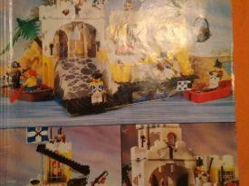 Lego Eldorado Festung 6276 Bauanleitung