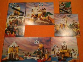 Lego Eldorado Festung 6276 Karton