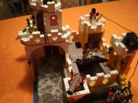 Lego Eldorado Festung 6276 fertig aufgebaut 3