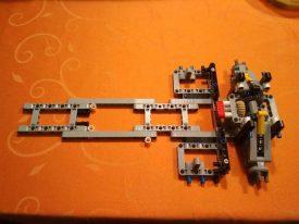 Lego-Technic-42096-Porsche-911-RSR-Aufbau-2