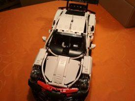 Lego Technic 42096 Porsche 911 RSR Fertiges Modell