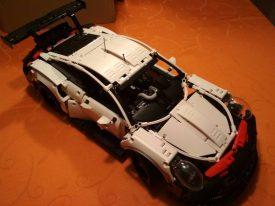Lego Technic 42096 Porsche 911 RSR Fertig