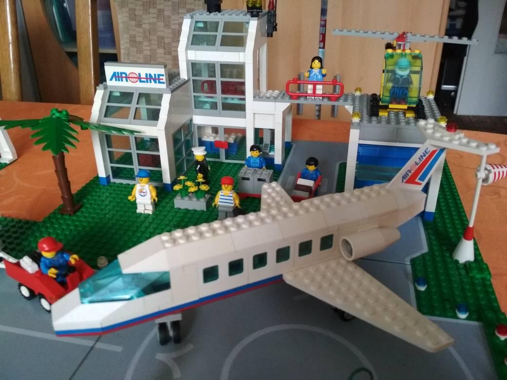 Flughafen Lego