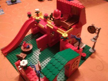 LEGO-Fabuland-Feuerwehr-3682-aufgebaut-4