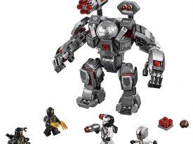 LEGO-Marvel-Super-Heroes-War-Machine-Buster-76124-inhalt